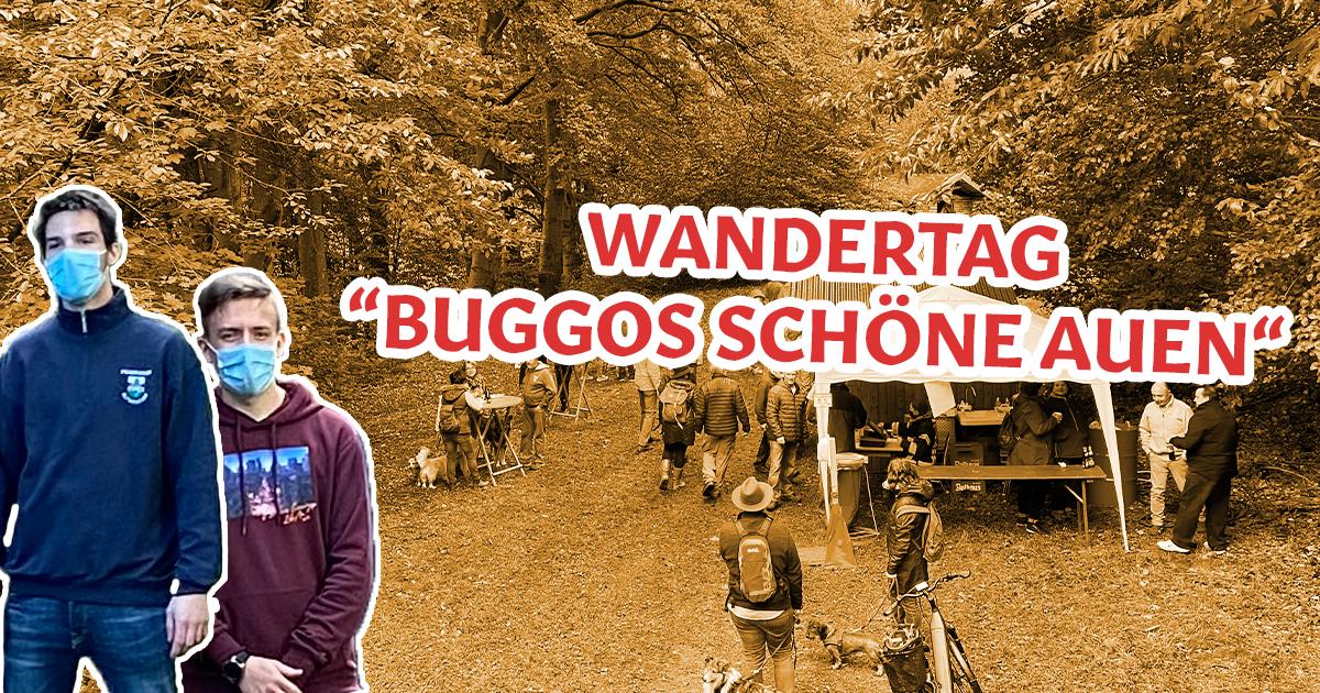 """Wandertag """"Buggos Schöne Auen"""""""